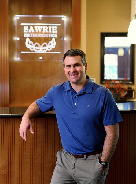 Chattanooga, TN Orthodontist, Daniel Sawrie, DDS from Sawrie Orthodontics.