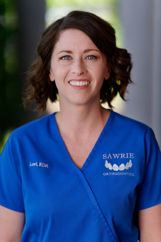 Lori Otting, Clinical Supervisor at Sawrie Orthodontics